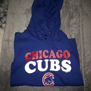 Chicago Cubs sweatshirt size small
